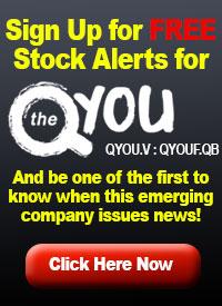 QYOU Media Inc  (OTCQB: QYOUF) (TSX-V:QYOU)| Breaking News Alert for